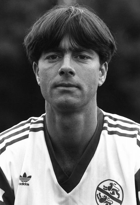 Joachim Low, early life