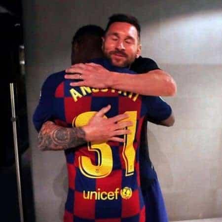 Lionel Messi, Fati