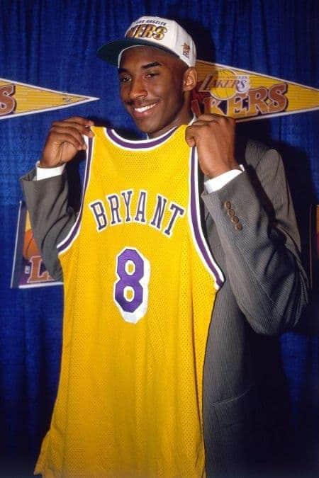 Kobe Bryant Net Worth, LA LAkers