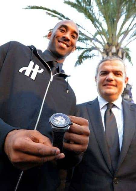 Kobe Bryant Net Worth, Endorsements