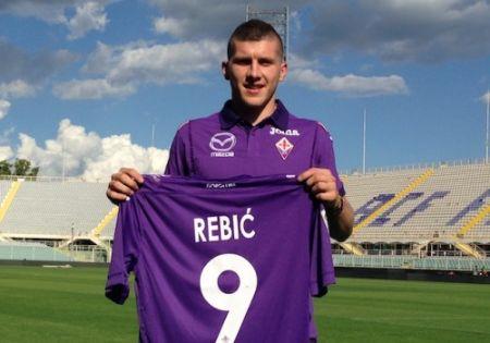 Ante Rebic, Fiorentina