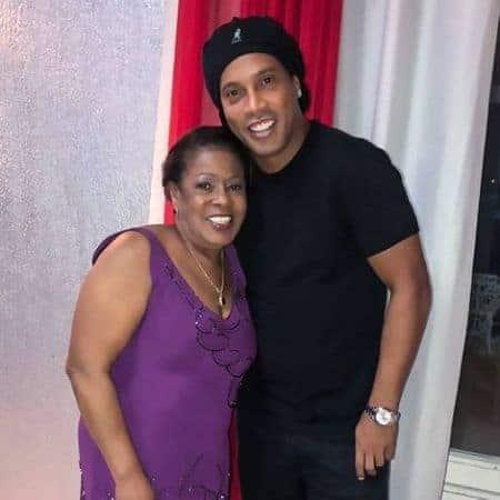 Ronaldinho parents