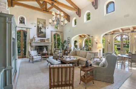 Interior Mansion Sugar Ray Leonard Worth