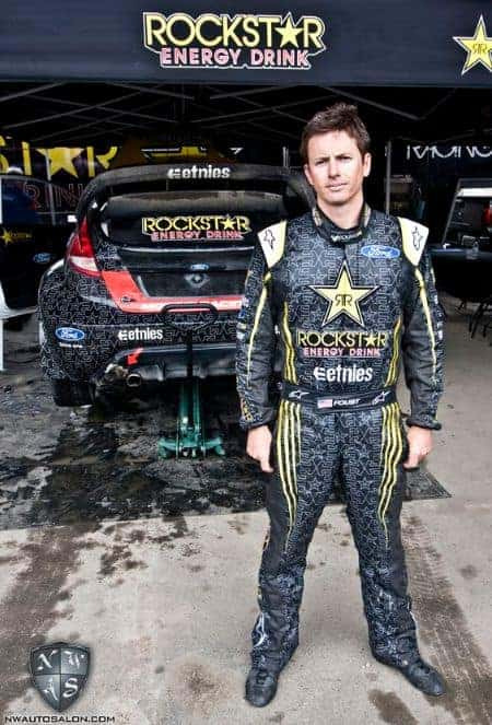 Tanner Foust Bio 2021 Update Early Life Wife Cars Net Worth