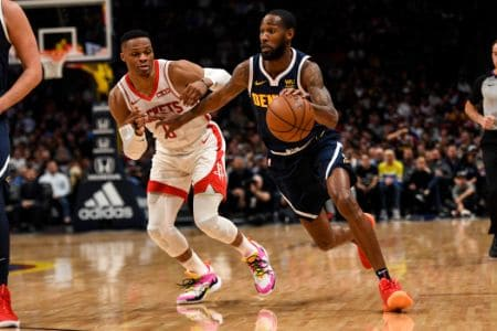 Nuggets vs Rockets