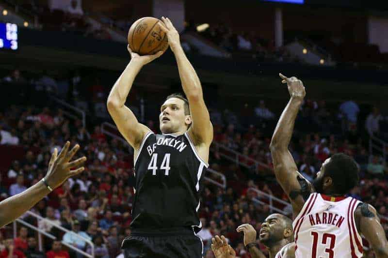 New Jersey Nets, Bogdanovic