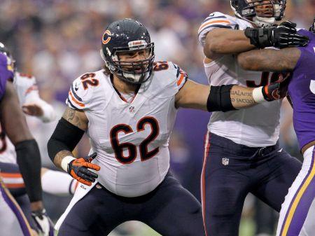 Chicago Bears, Britton