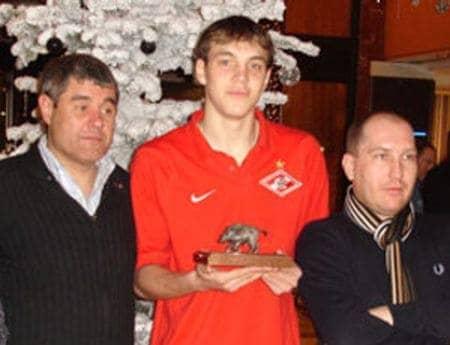 Dzyuba, Golden Boar Award