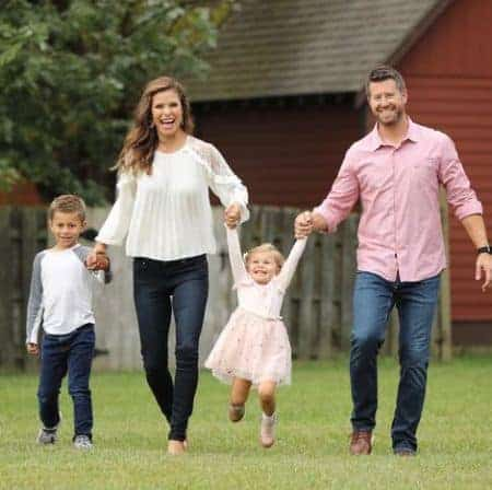 Jamie Little, Family