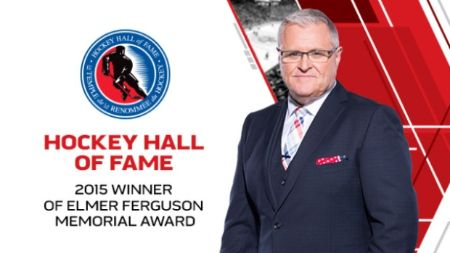 Hockey Hall of Fame, Bob McKenzie