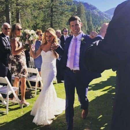 Molly McGrath, Husband