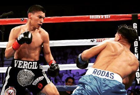 Vergil Ortiz Jr. vs Julio Rodas