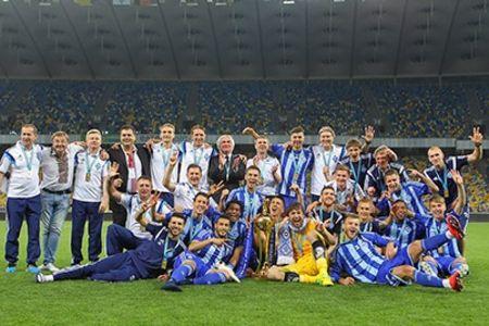 Ukranian Premier League Champions 2014/15