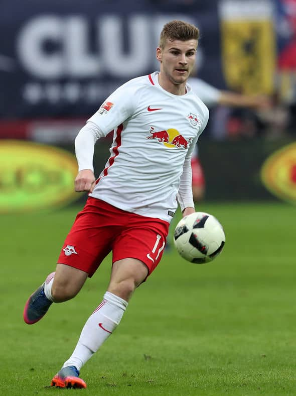Timo Werner | Age, Height, & Physical Stats