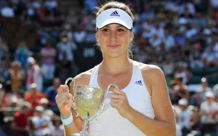 Junior Wimbledon, Belinda Bencic