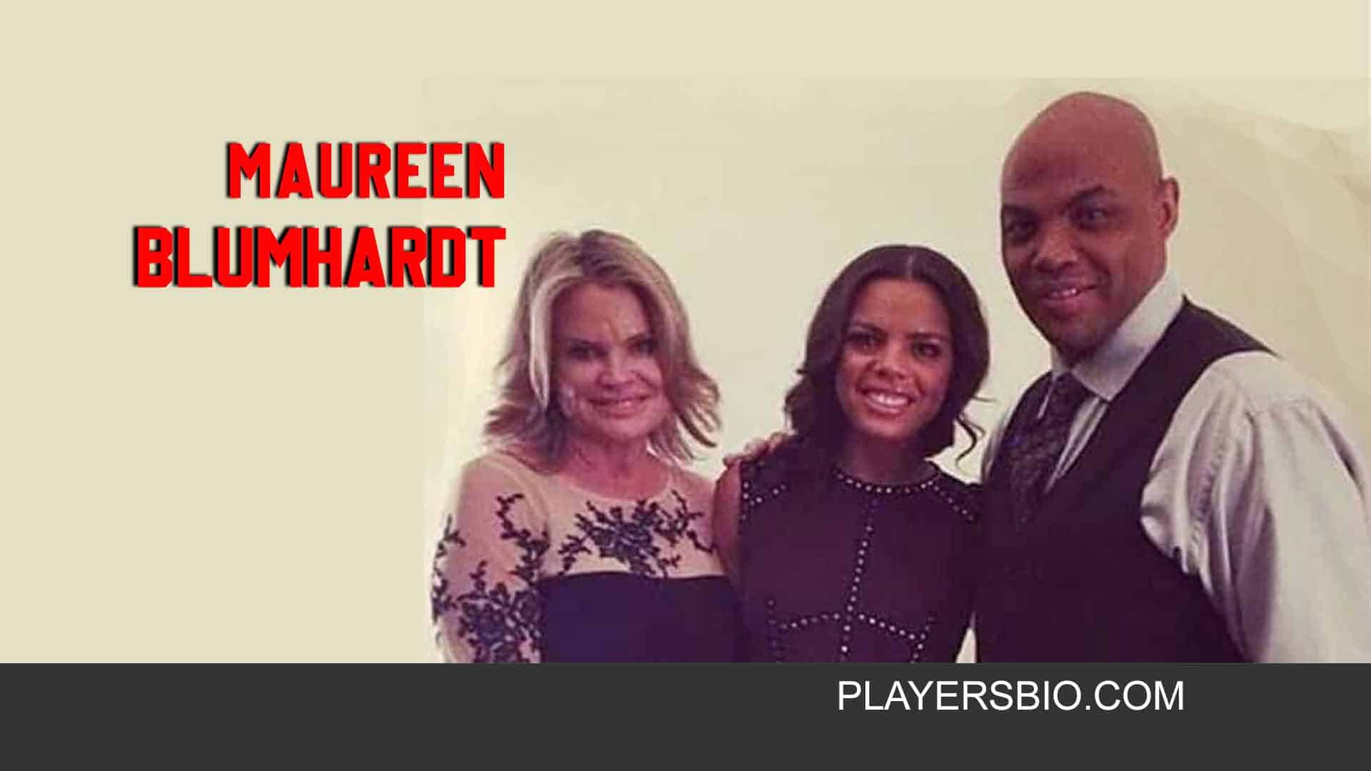Who Is Charles Barkley S Wife Maureen Blumhardt 2021 Update Maureen blumhardt is an american lady famous due to the fact that she is married to charles barkley, a former nba player and currently a tnt analyst. wife maureen blumhardt 2021