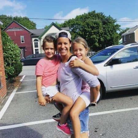 Jenna Wolfe, children