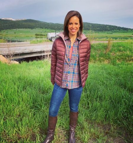 Jenna Wolfe, Reporter