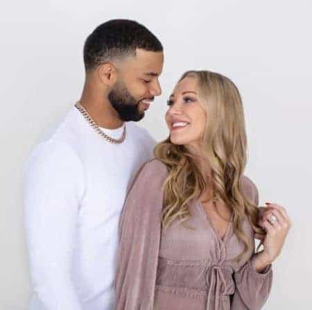 Elise and Golden Tate