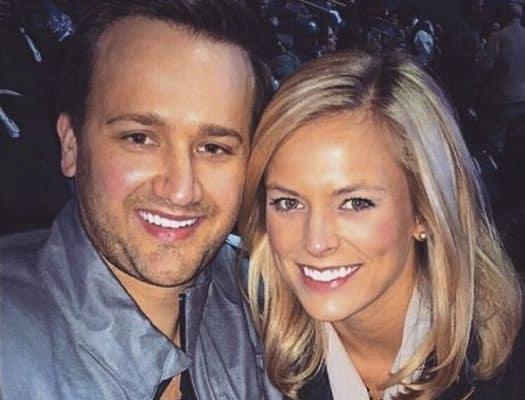 Jamie Erdahl and her husband Sam Buckman