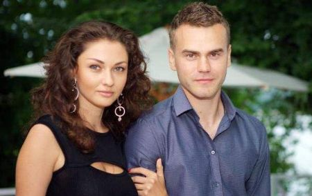 Igor Akinfeev Wife, Ekaterina Akinfeeva