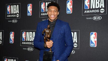 Giannis Antetokounmpo, NBA MVP 2019