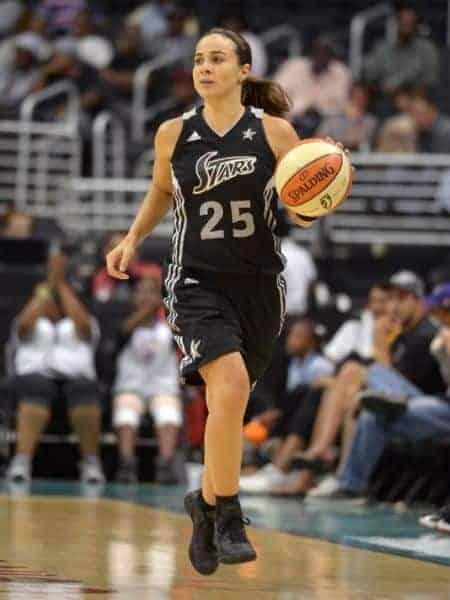 Becky Hammon height