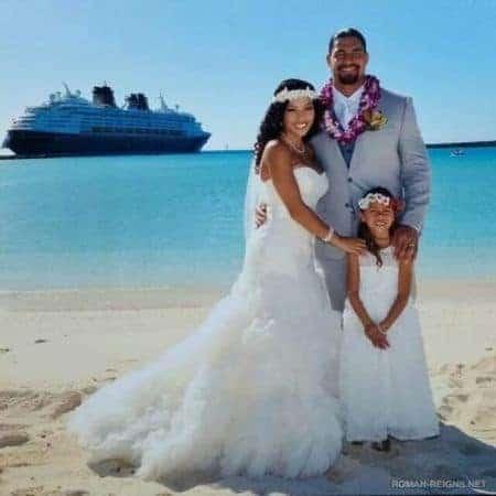 Galina Becker husband, wedding
