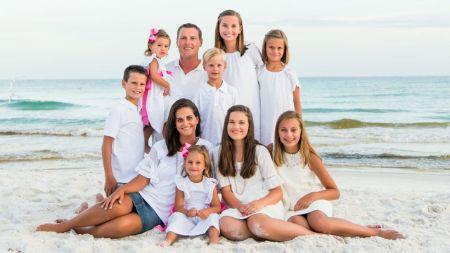 Tiffany Rivers family, children