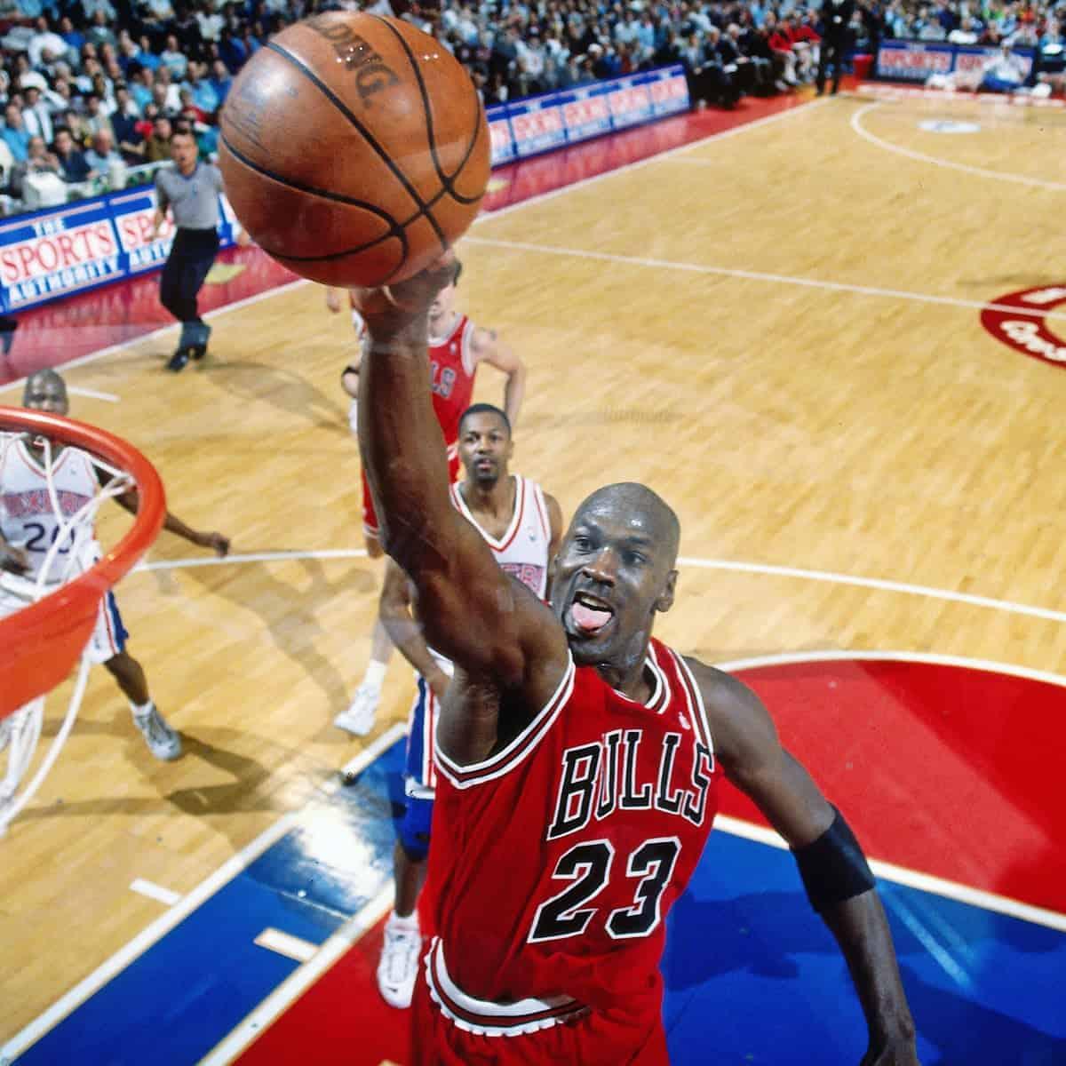 Former NBA Champion, Michael Jordan
