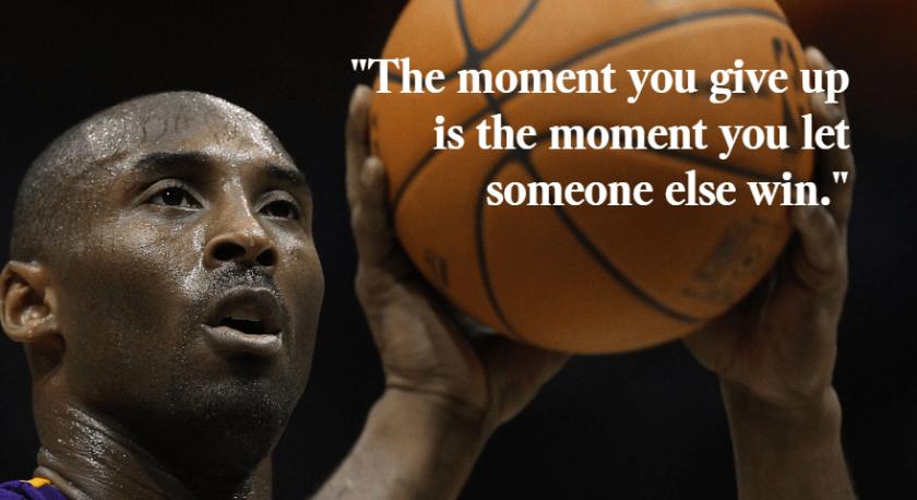 Kobe Bryant's Positivism
