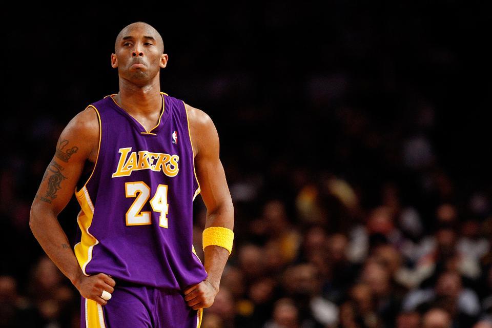 Lakers Legend, Kobe Bryant
