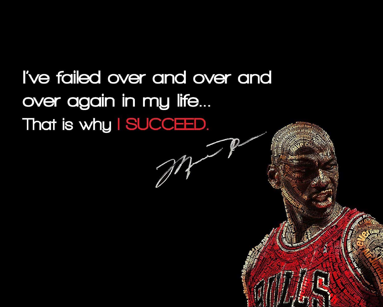 Michael Jordan Quotes on goals