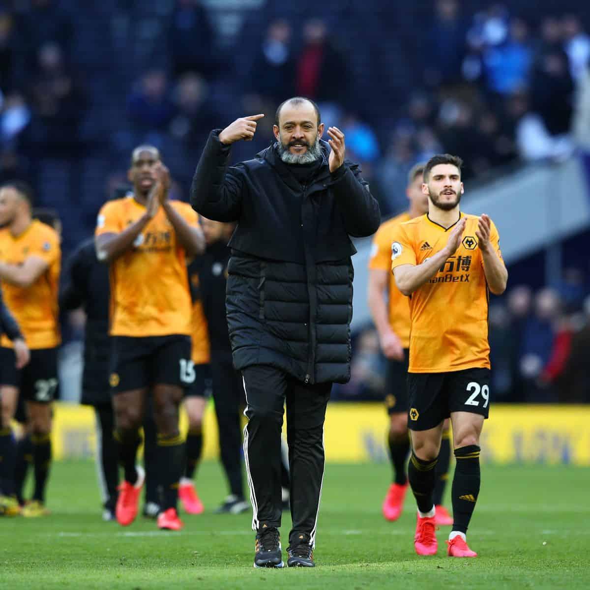 Wolves boss, Nuno Espirito Santo