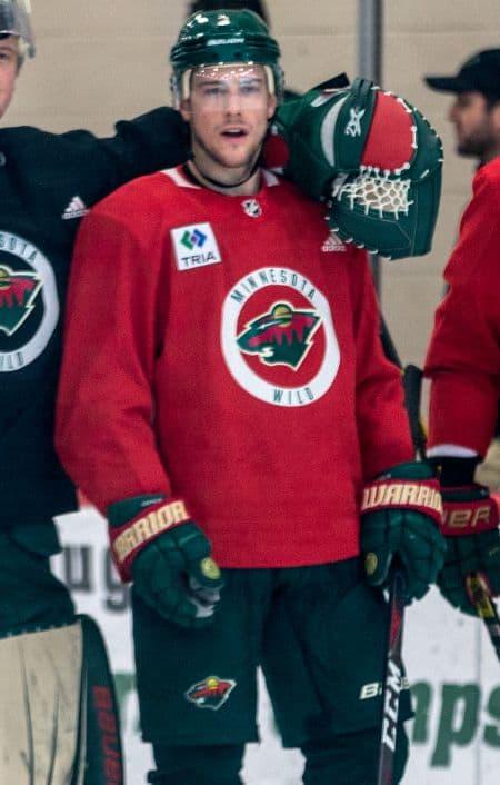 Charlie Coyle NHL
