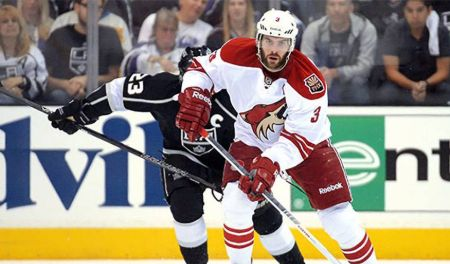 Keith Yandle amateur, Coyotes