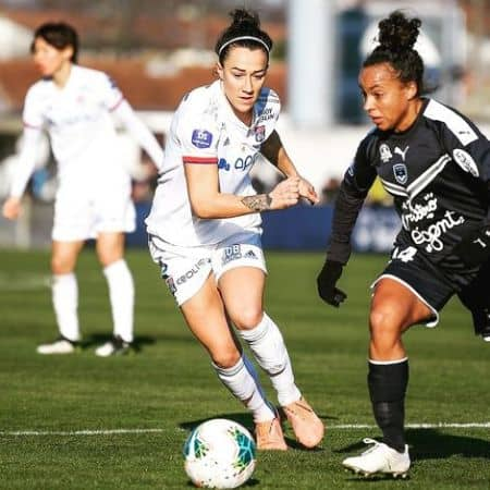 Lucy Bronze National Team