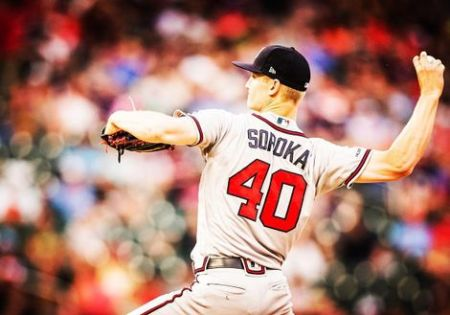 Mike Soroka MLB