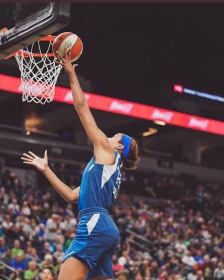 Napheesa Collier WNBA