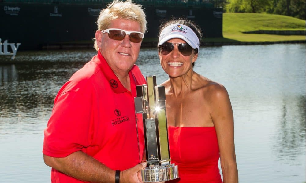 John Daly is naturally talented