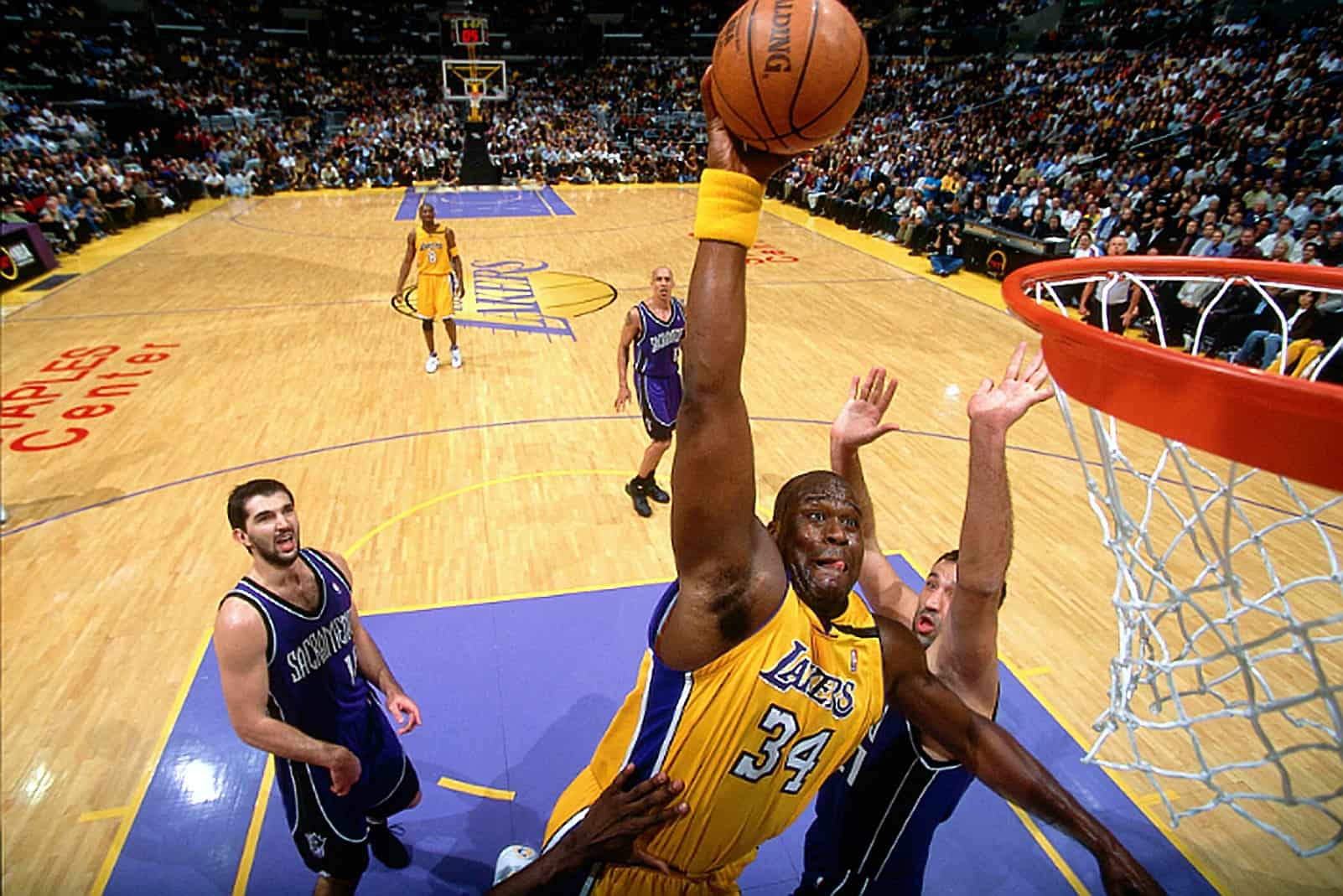 Shaquille O'Neal always wants victory