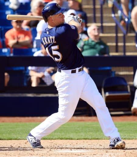 Erik Kratz MLB