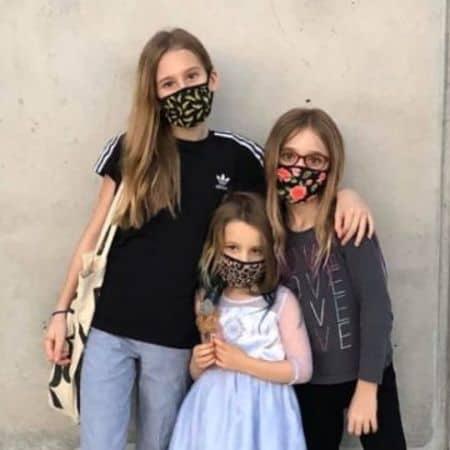 Erin Manning Kellerman daughters