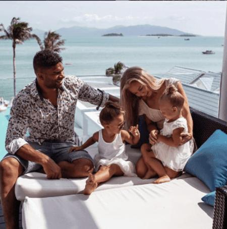 Zelina Bexander husband, and family