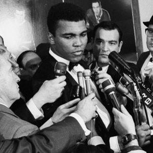 Activist Muhammad Ali