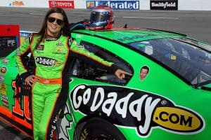 Danica Patrick, Racer