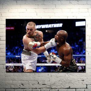 Conor vs Mayweather