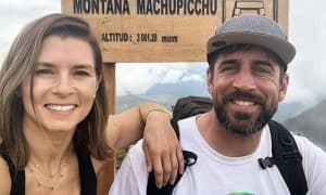 aaron-rodgers-and-danica-patrick-in-their-vacation