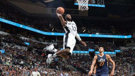 Jonathon Simmons NBA