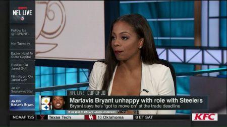 Josina Anderson ESPN